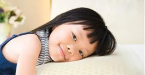 儿童保健枕